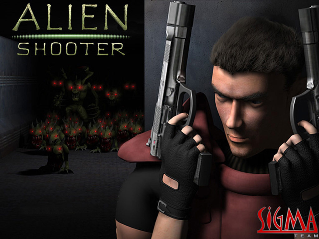 Alien Shooter Free Download