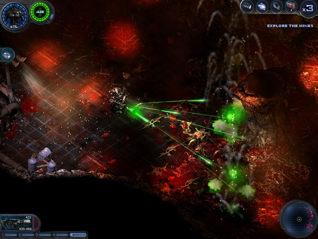 Alien Shooter Free Download1