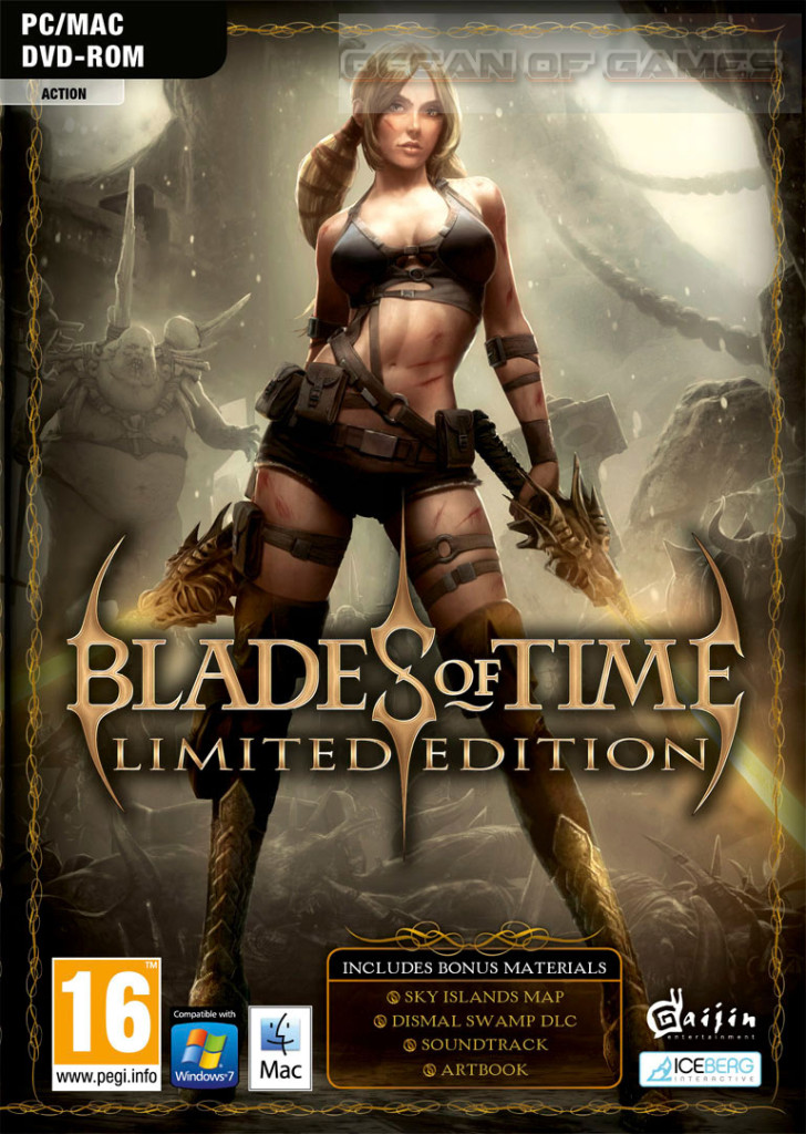 Blades of Time Free Download