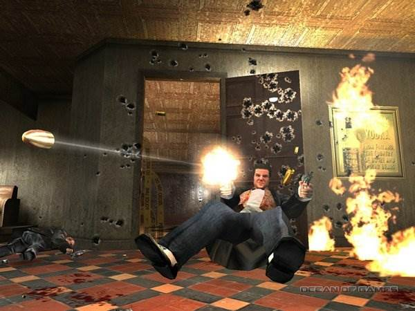Max Payne 1 Free Download