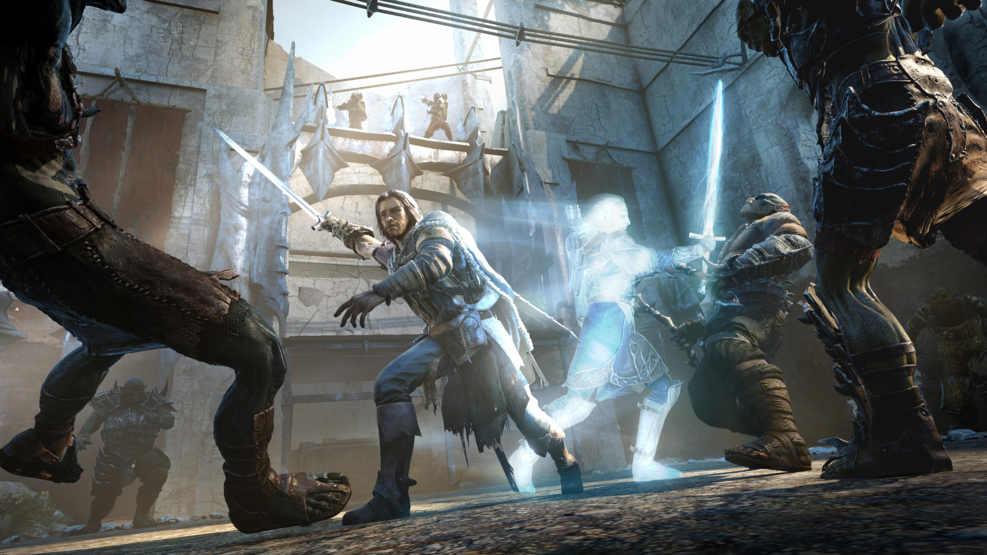 Shadow of Mordor Free Download