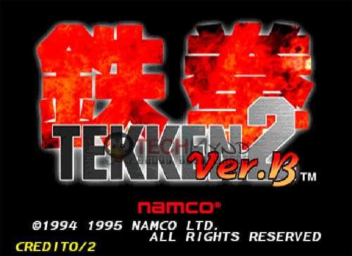 Tekken 2 Free Download