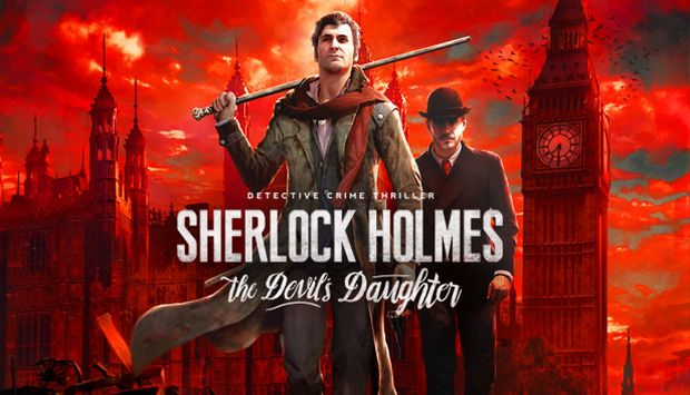 Sherlock Holmes:The Devil's Daughter Free Download