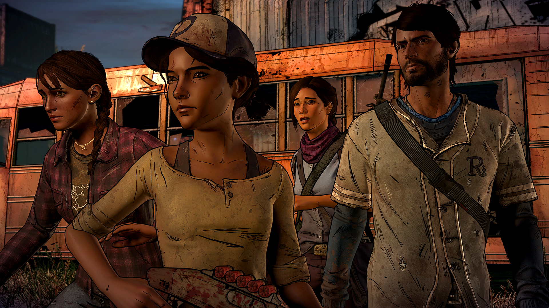 The Walking Dead A New Frontier Episode 1-2 Free Download