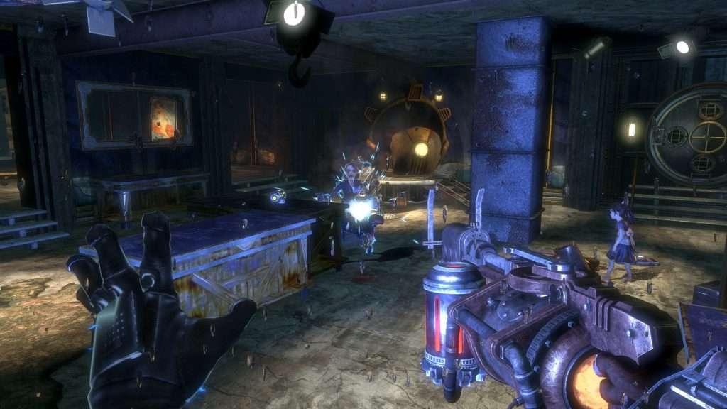 BioShock 2 Remastered Free Download