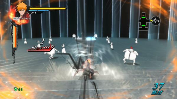 Bleach Soul Resurreccion PC1