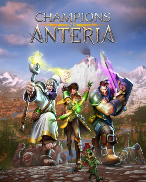 Champions of Anteria Free Download