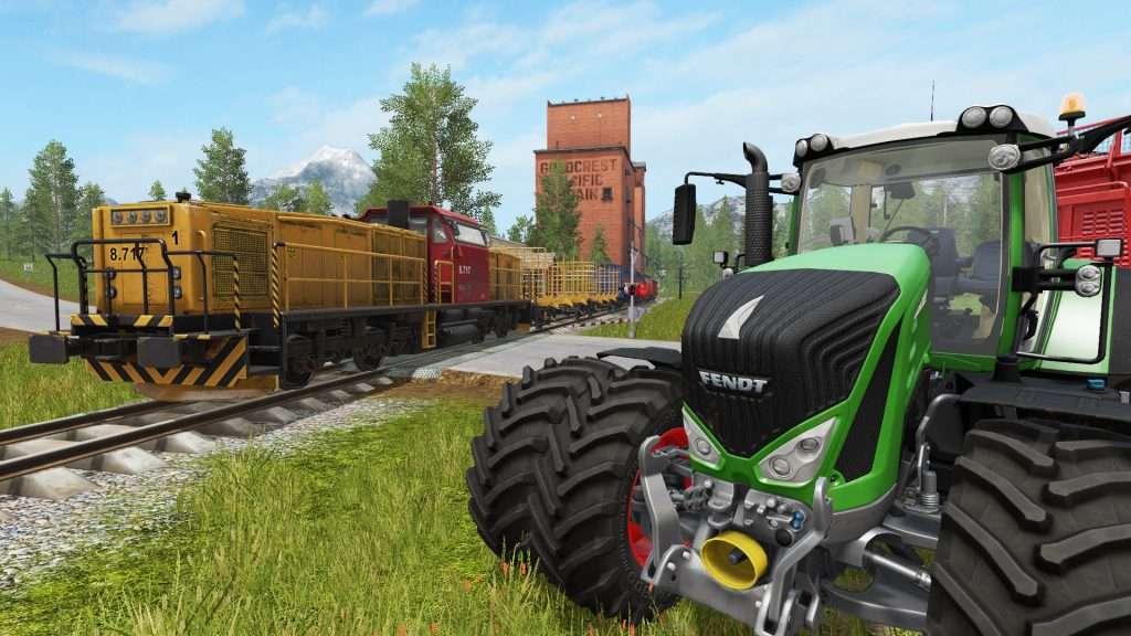 Farming Simulator 17 Free Download