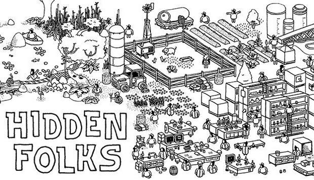 Hidden Folks Free Download v1.02