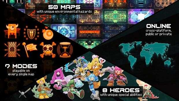 Invisigun Heroes Free Download v1.02