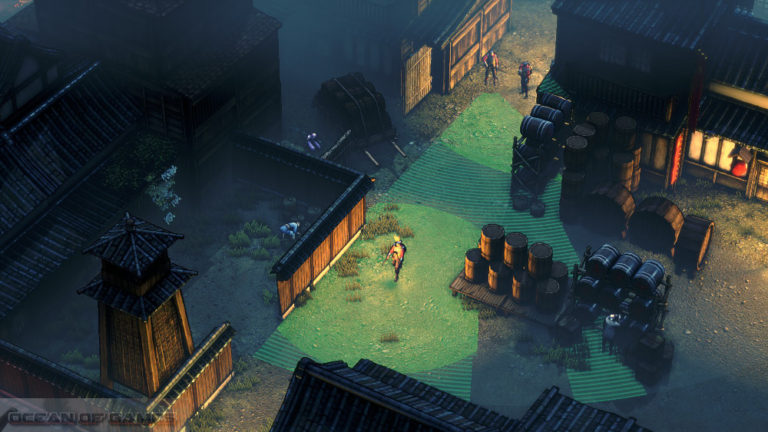 Shadow Tactics Blades of the Shogun Free Download