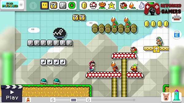 Super Mario Maker PC Download