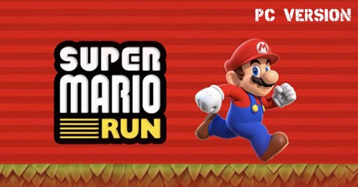 Super Mario Run PC Free Download