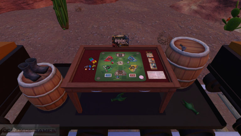 Tabletop Simulator Tiny Epic Western Free Download