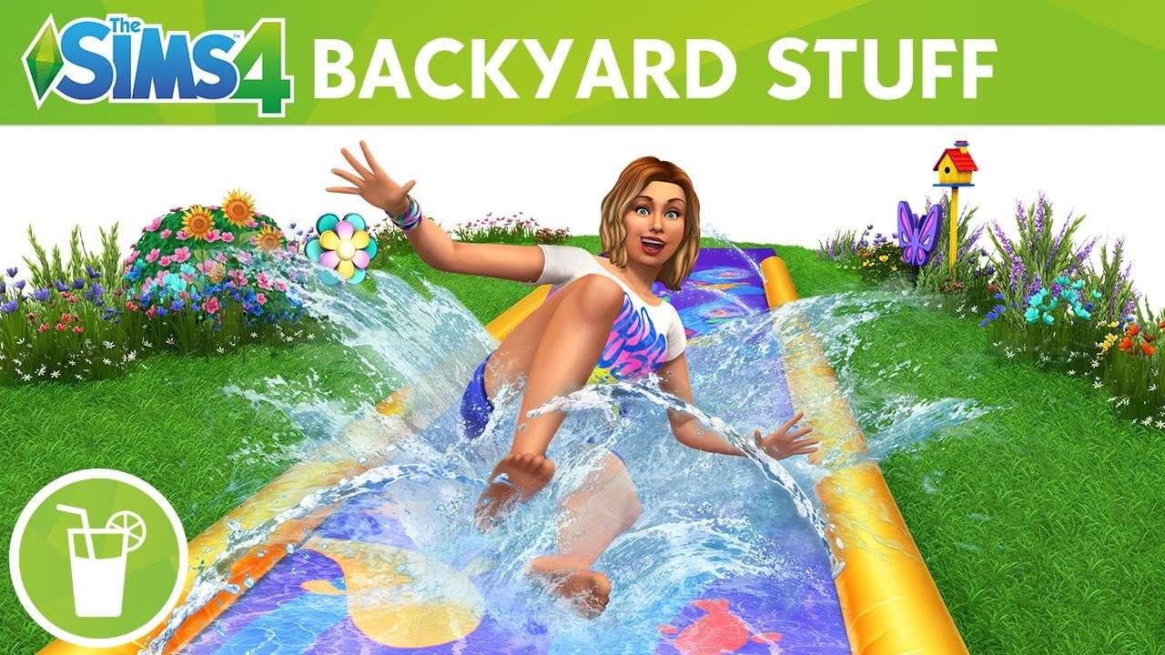 The Sims 4 Backyard Stuff Free Download