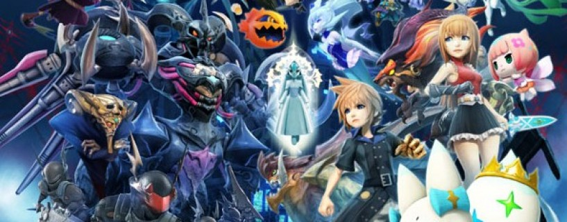 WORLD OF FINAL FANTASY VERSION FOR PC