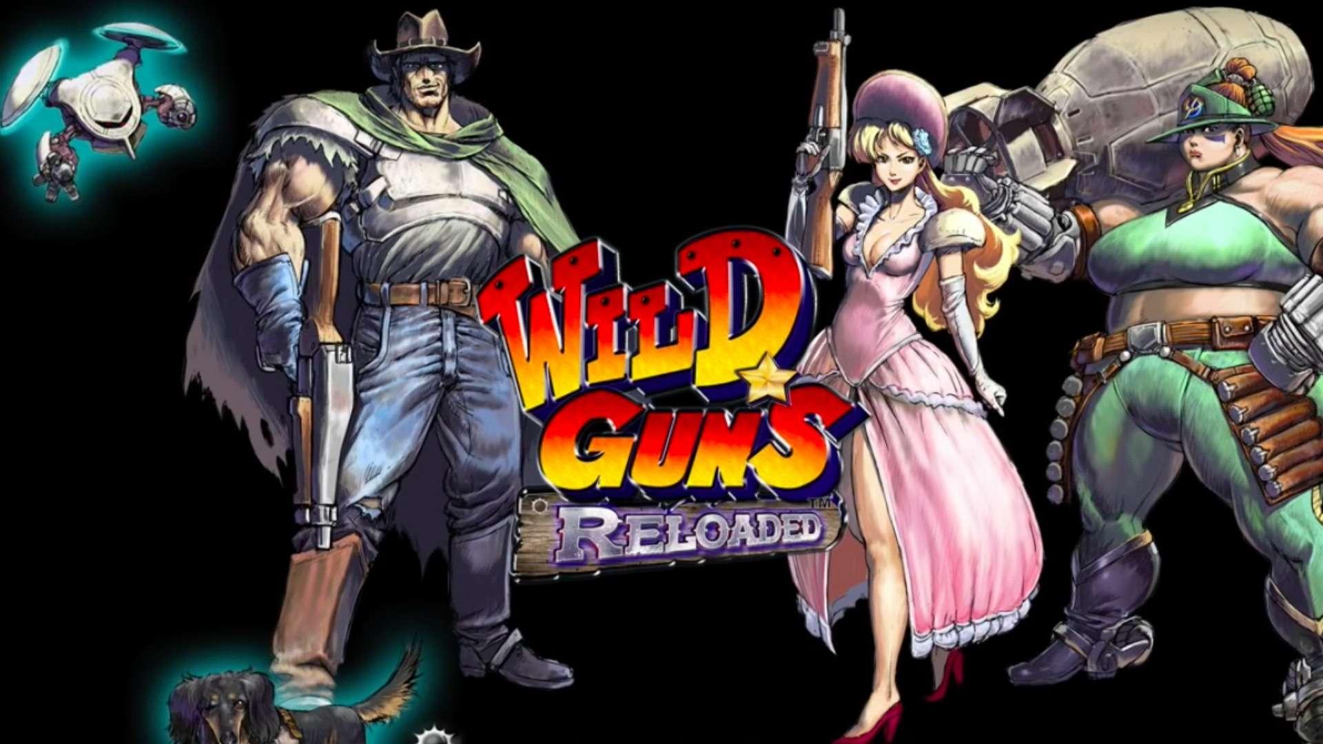 Wild guns reloaded PC download