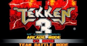ocean of games tekken 3
