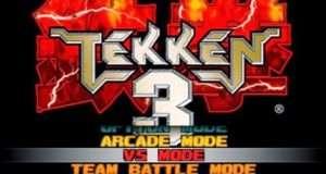 ocean of games tekken 3