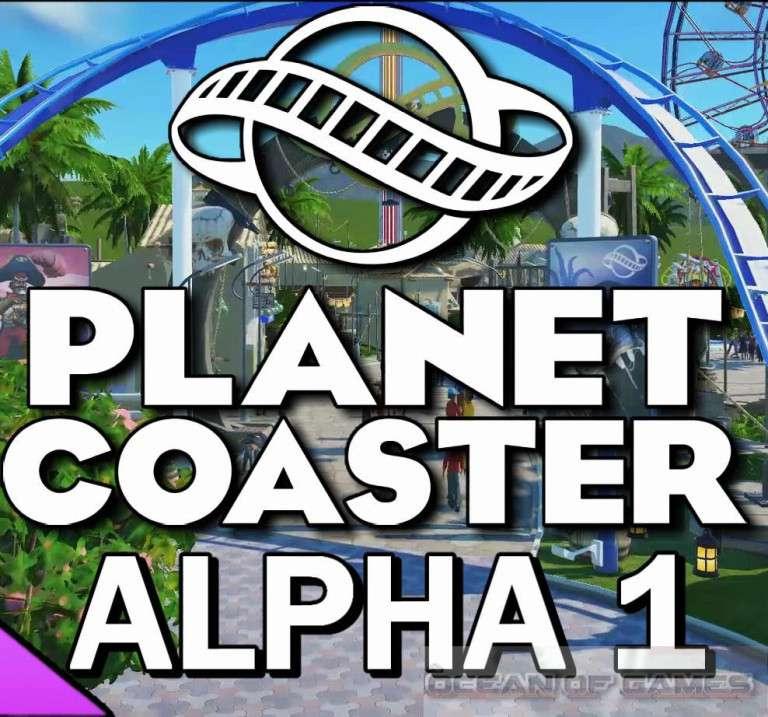 planet coaster download